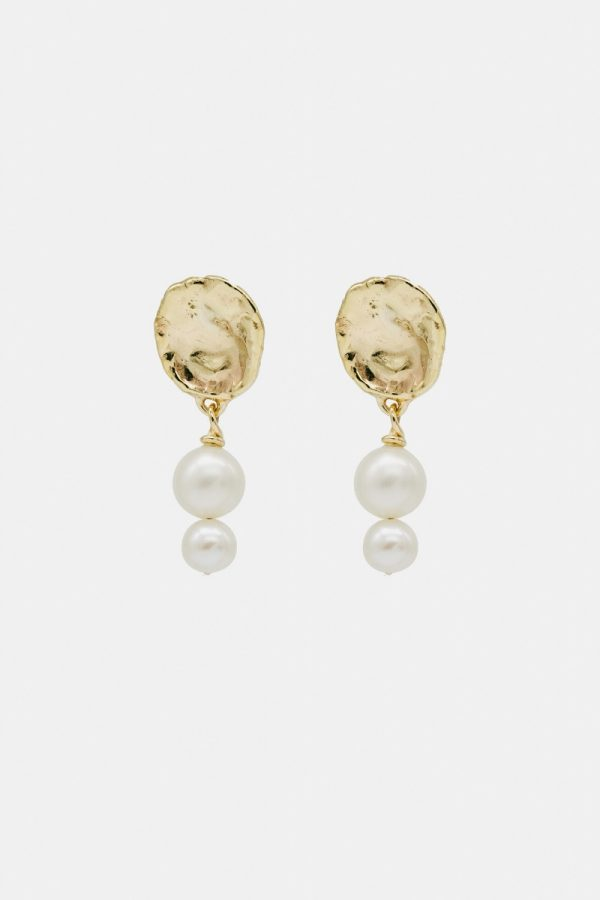Natasha Schweitzer - Solange Earrings - Gold