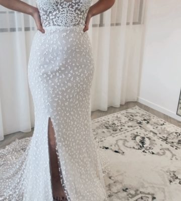 Rosey - Pebble Made With Love Gown